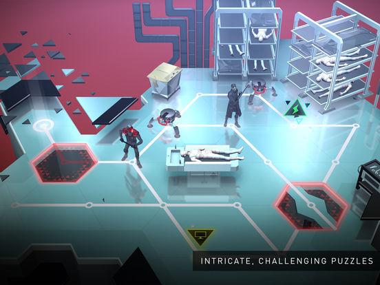 Deus Ex GO screenshot 9