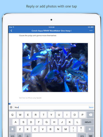 Singapore Reef Club Forum screenshot 7