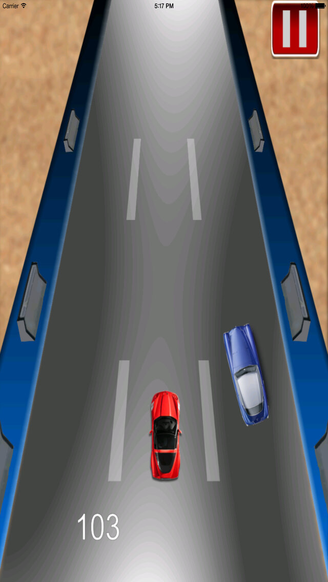 A Highway Extreme For Car - Racing in Zone Car screenshot 3