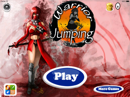 A Warrior Jumping - Awesome Fly And Run Game screenshot 6