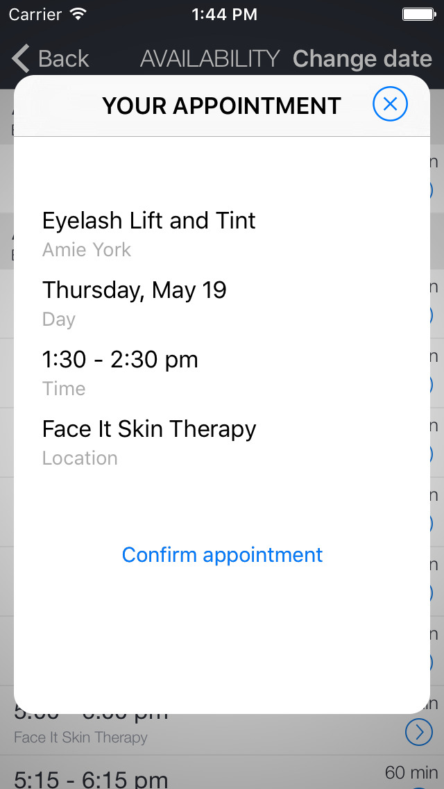 Face It Skin Therapy screenshot 2