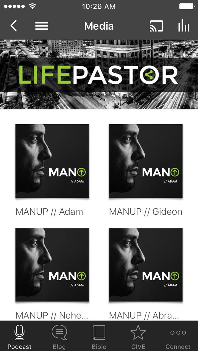 MANUP.co screenshot 1