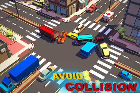 Traffic Chaos 3D - náhled