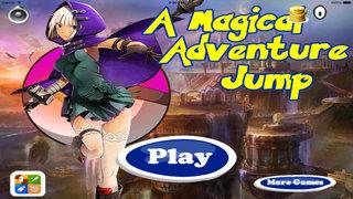 A Magical Adventure Jump Pro - Incredible Adventure jumping City screenshot 1