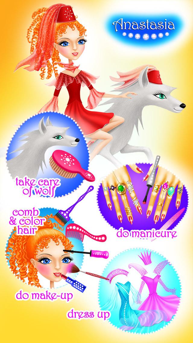 Magic Princess Makeover - No Ads screenshot 3