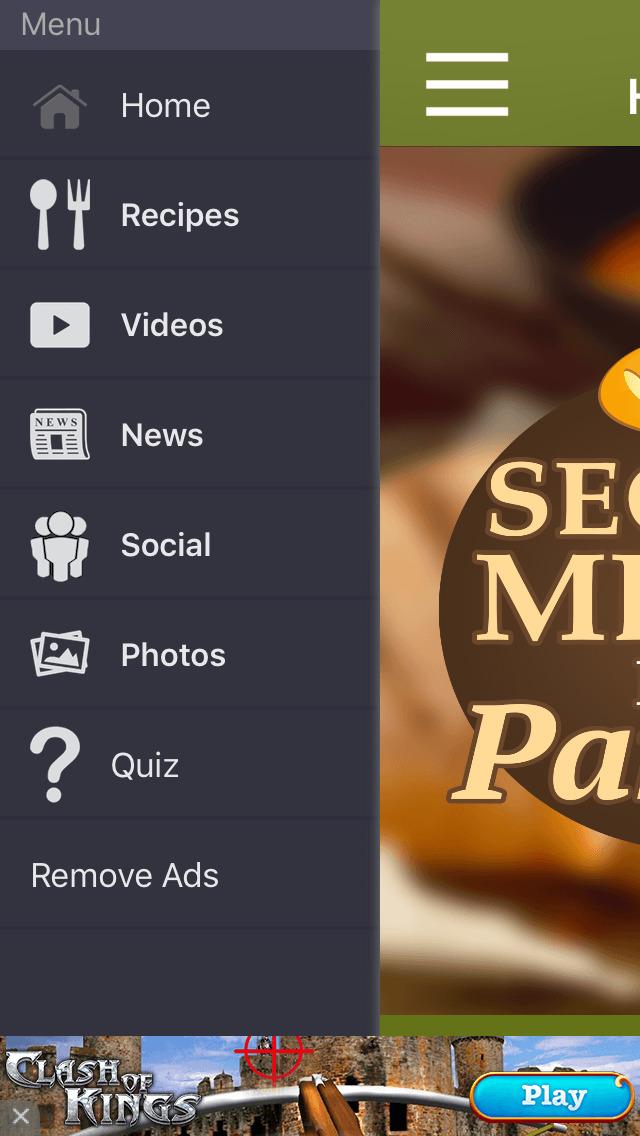 Secret Menu For Panera Bread App | Apps | 148Apps