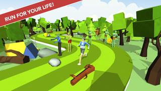 Zombies Chasing Me screenshot 2