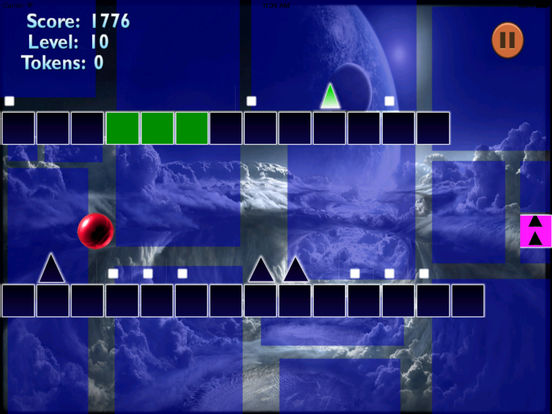 A Meltdown Ball Pro - Amazing Breaking In Geometry Game screenshot 8
