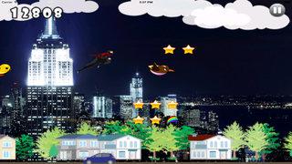 A Dark Samurai War Pro - Jump Risk And Run Game screenshot 2