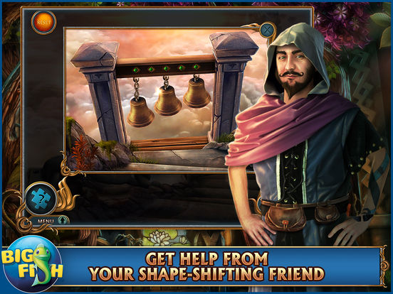 Nevertales: Legends - A Hidden Object Adventure screenshot 8