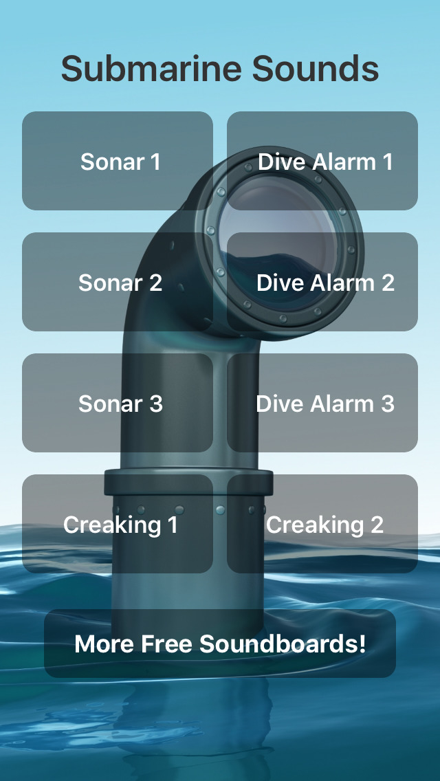 Submarine Sounds | Apps | 148Apps