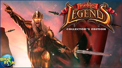 Nevertales: Legends - A Hidden Object Adventure screenshot 5