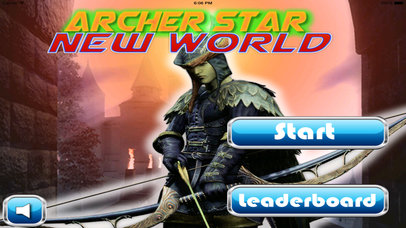 Archer Star New World PRO - Super Fun Game Arrow screenshot 1