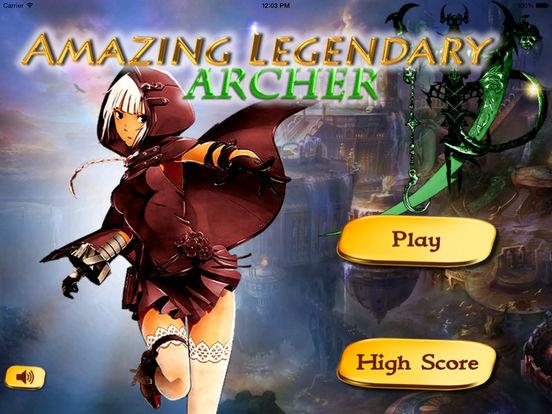 Amazing Legendary Archer Pro - Shoot To Win screenshot 6