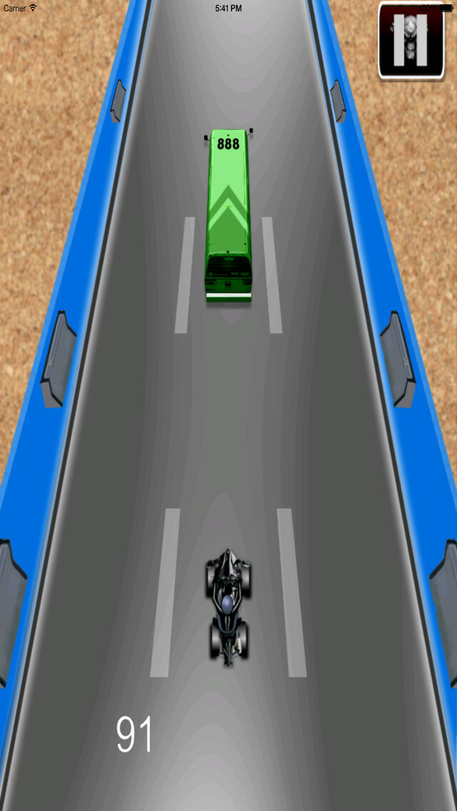 A Motorcycle ATVS Dark - Stock Motorcycle Race screenshot 2