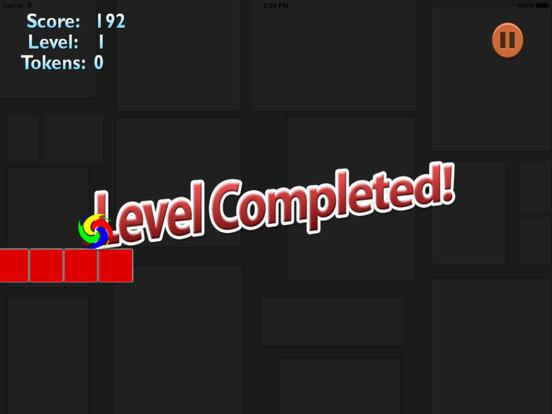 Spiral Dash Color War - Strange Adventure screenshot 8
