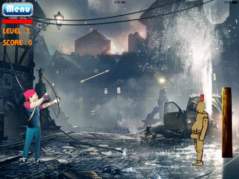 A Great Mountain Warrior - Arrow Amazing Game screenshot 9