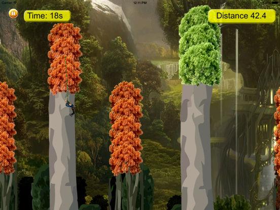 Cyber Fly Escape Rope Warrior Pro - Kingdom Secret Flying screenshot 9