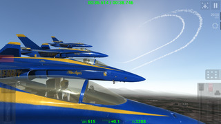 Blue Angels: Aerobatic Flight Simulator screenshot 4