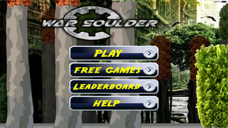 A War Soulder - Fun Exteme With Rope screenshot 1
