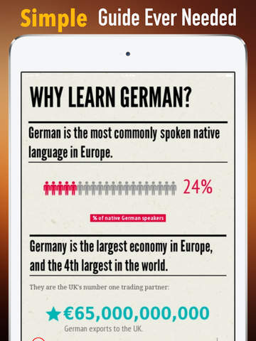 German  for Beginners:Glossary, Tips and Guide screenshot 6