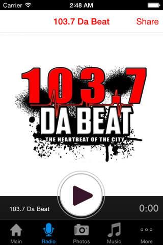 103.7 Da Beat - náhled