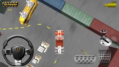 Truck Parking Simulation 3D screenshot 4