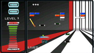 Crossing Impacts Bricks - Blast Action Breker Game screenshot 3