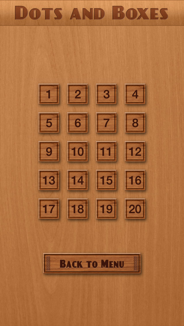 Dots and Boxes: Connect Lines screenshot 3