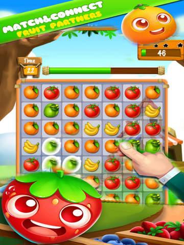 Fruit Party - Puzzle Splash Mania screenshot 4