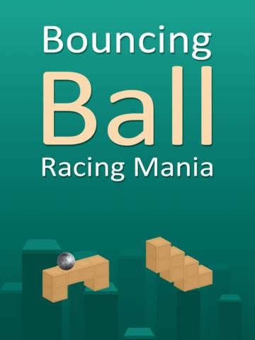 Bouncing Ball Racing Mania - best speed block jumping game screenshot 4