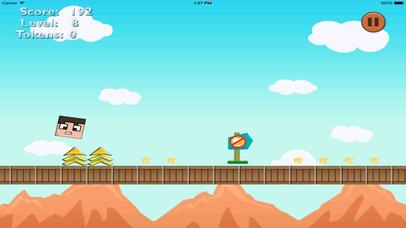 Mr. Super Jumper PRO - Survivor Island Hero screenshot 4