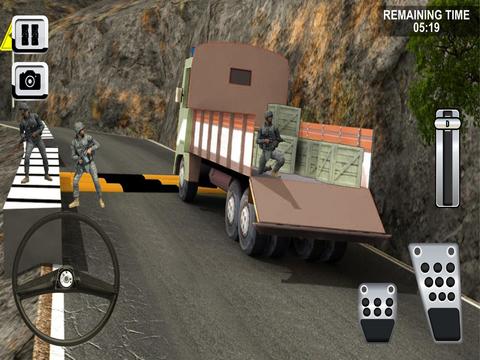 Military Truck Transport screenshot 7