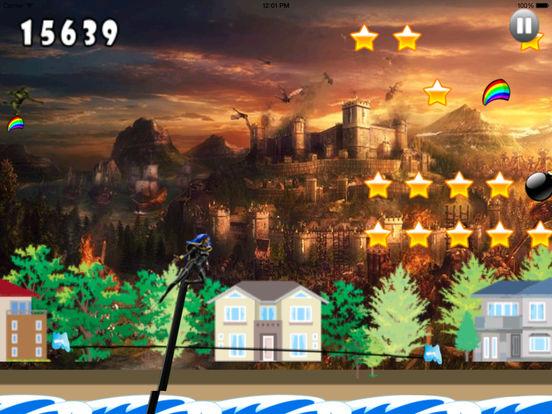 A Light Jumps Muntant - Superhero Adventure Game screenshot 9