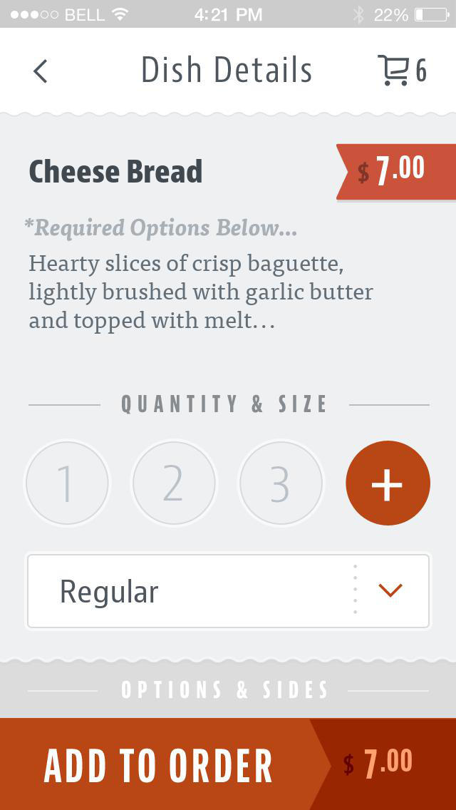 Delizioso Bistro & Coffee Bar screenshot 4