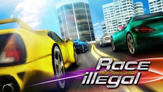 Race Illegal: High Speed 3D Free screenshot 1