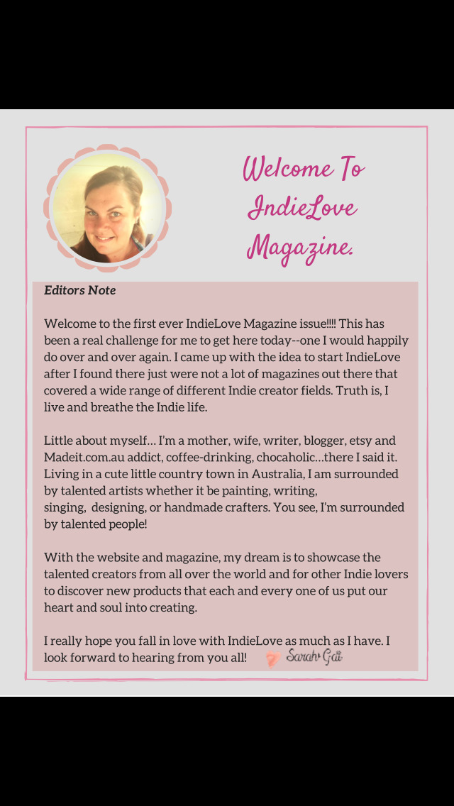 IndieLove (Magazine) screenshot 3