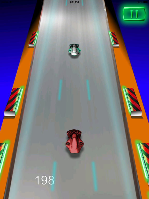 Epic Race Track In Town Pro - AvoidOtherCarsTrack screenshot 7