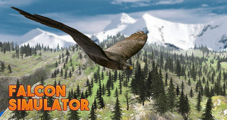 Wild Falcon Survival Simulator 3D Full screenshot 2