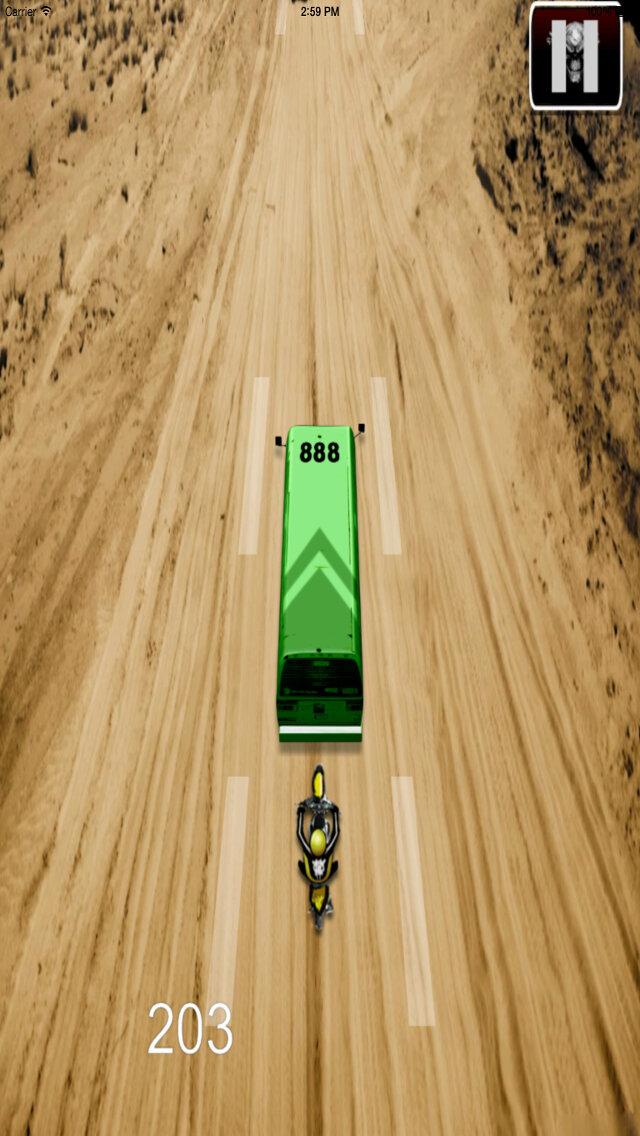 A Super Xtreme Motocross - Awesome Bike Simulator Racing Game screenshot 2