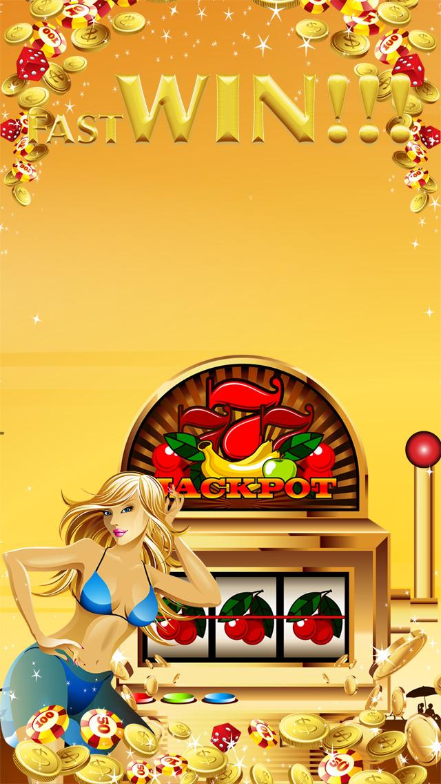 Casino Slots Deck of Hearts - Machines Games screenshot 3