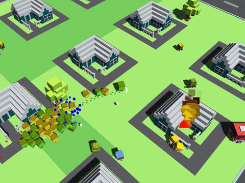 Zombie Island-Devour the city screenshot 9