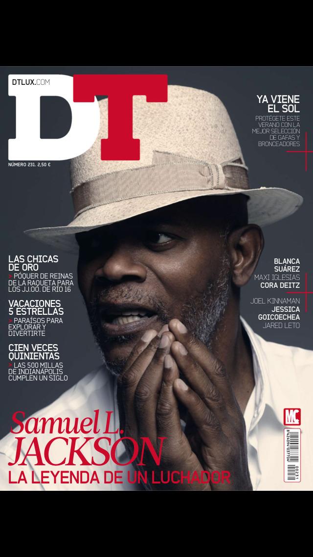 Nueva DT Revista screenshot 1