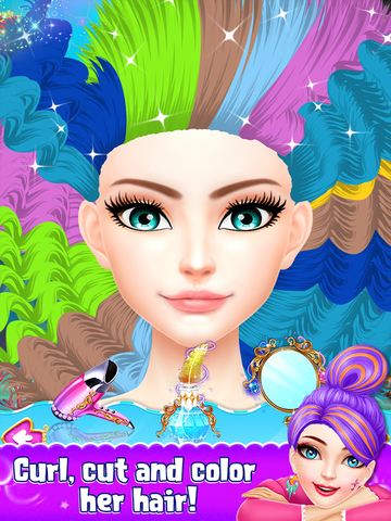 Princess Doll Sea Side Salon screenshot 9