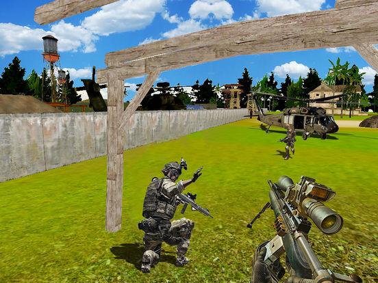 Sniper Mission Killer : 3D Killing Game Free screenshot 6