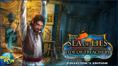 Sea of Lies: Tide of Treachery - A Hidden Object Mystery screenshot 5
