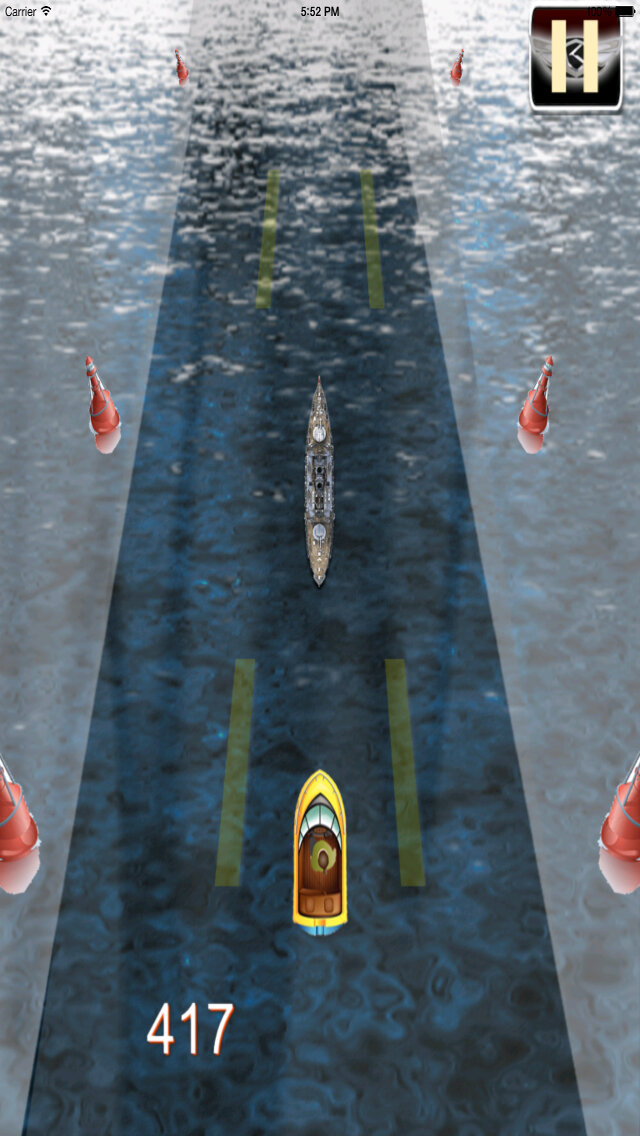 Boat Turbo Simulator - Extreme Boat Best Driver screenshot 2