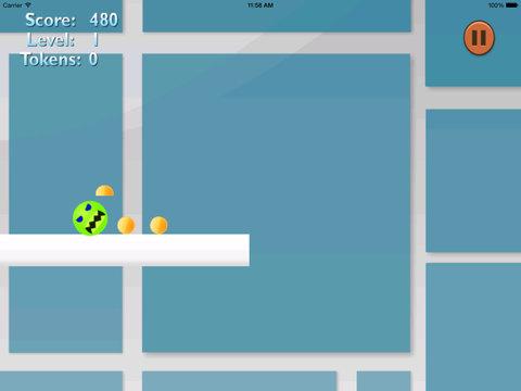A Monstrous Ball In Space PRO - Geometria Super Cool Game screenshot 7