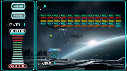 Amazing War Bricks - Ball Blast Game screenshot 3