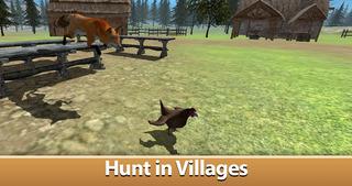 Wild Fox Survival Simulator 3D Full screenshot 3